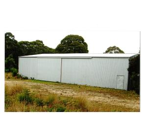 Large shed - Rural area - Oberon
