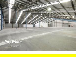 OFFICE/WAREHOUSE 1,676M2 CLOSE TO M5 - Rockdale
