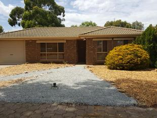 INVEST IN YOUR FUTURE.... WITH INTEREST RATES AT RECORD LOW'S, NOW IS THE TIME TO BUY. - Parafield Gardens