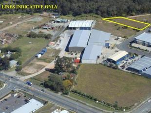 INDUSTRIAL LAND IN BUSY ESTATE - Deception Bay