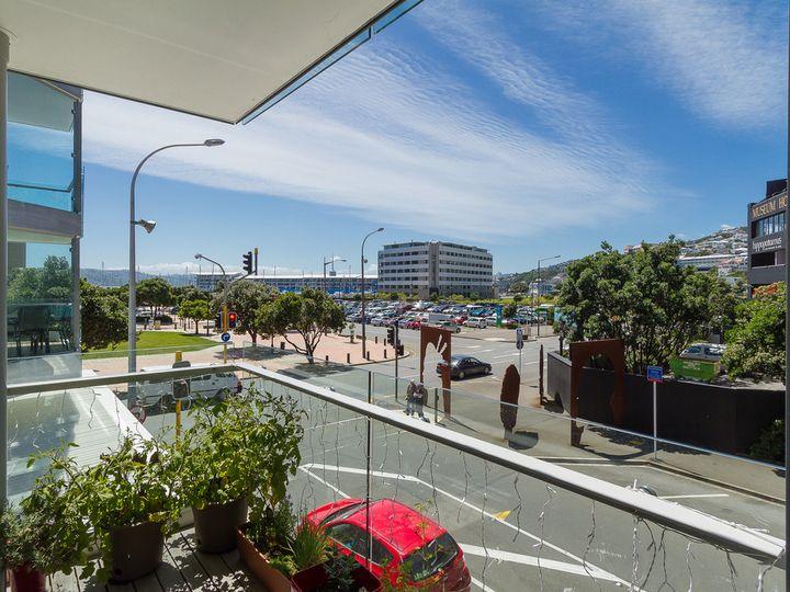 82-1G Cable Street, Te Aro, Wellington City