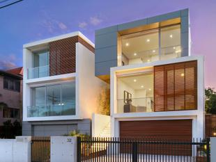 Brand New Architectural Entertainers Home - Vaucluse
