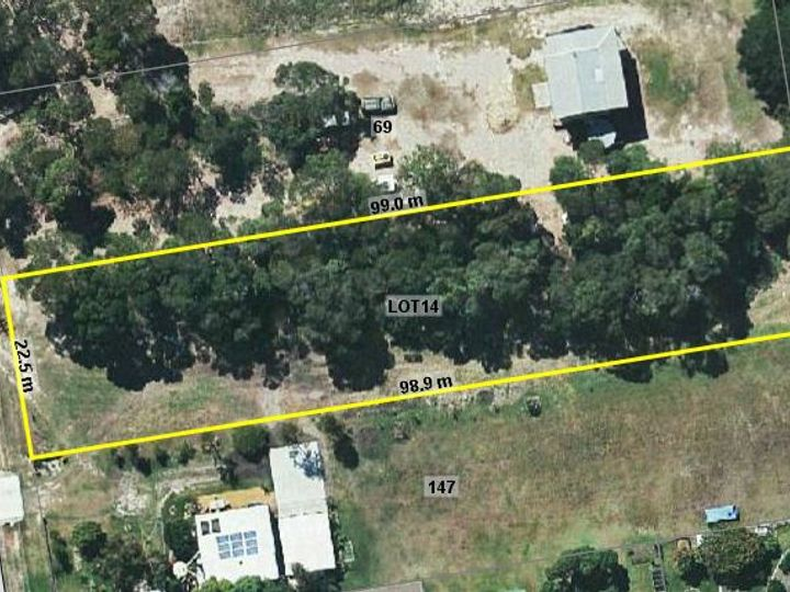 Lot 14 Mathiesen Road, Booral, QLD