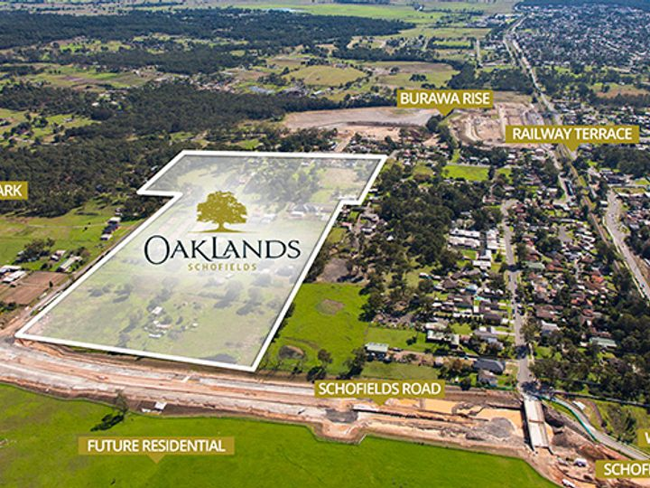 lot 308 Oaklands Estate, Schofields, NSW