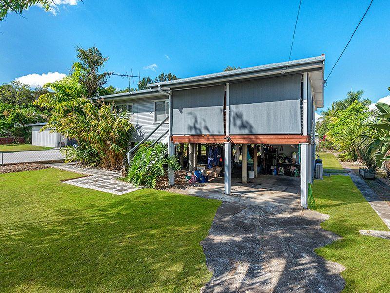 Garden Lights Qld : House sold salisbury qld harlen road