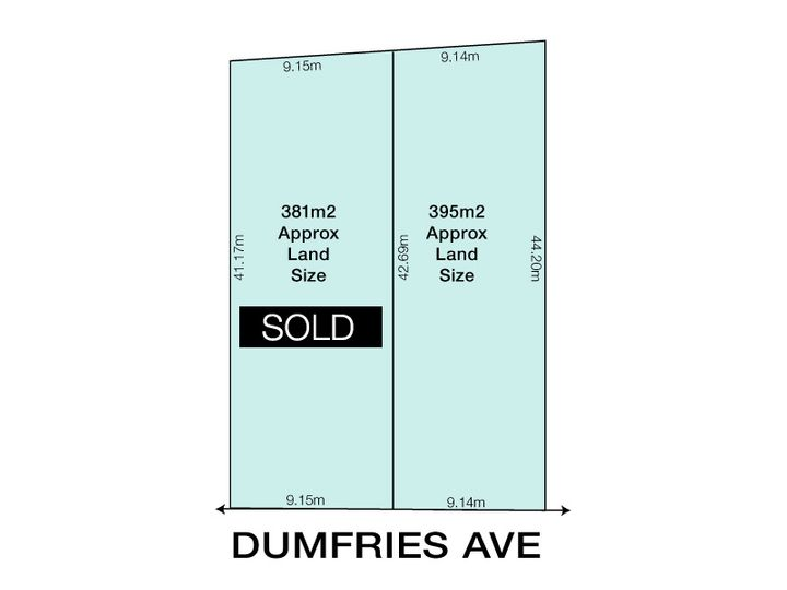 Lot 1, 55a Dumfries Avenue, Northfield, SA