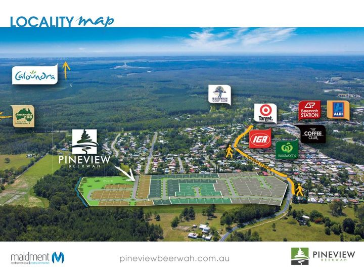 Lot 53 Ironwood Crescent, Beerwah, QLD