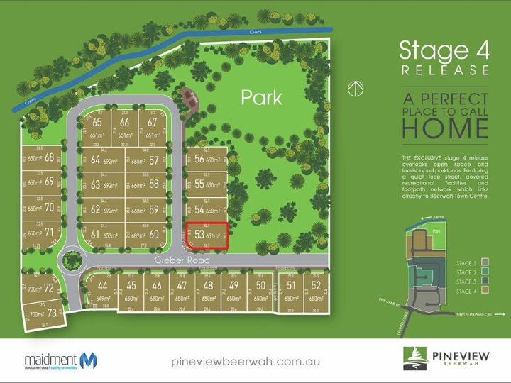 Lot 53 Ironbark Crescent, Beerwah, QLD