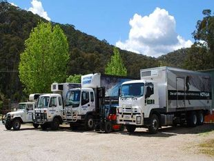 Business For Sale - Hotham Freight - Bright
