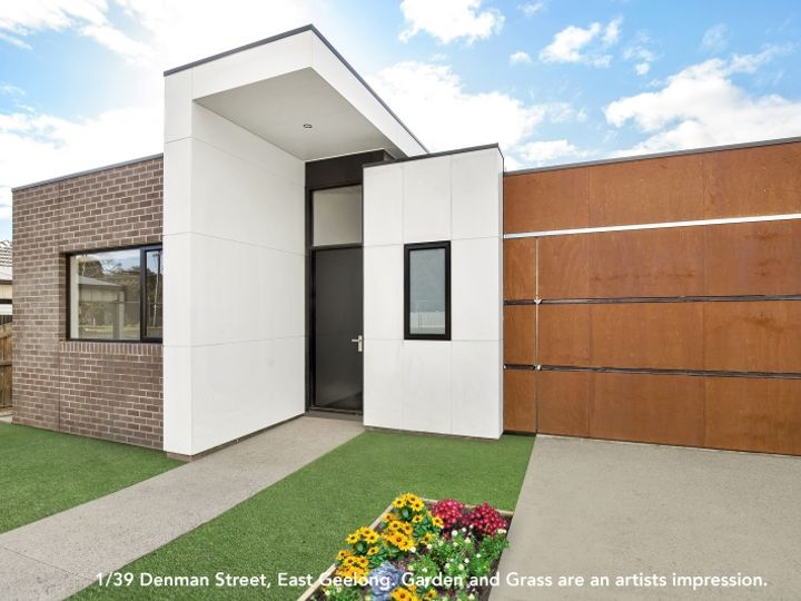 2/39 and 4 Denman Street, East Geelong, VIC