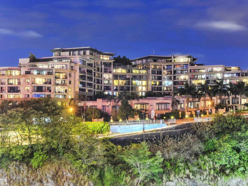 Apartment sold new farm qld 100 bowen terrace for 100 bowen terrace
