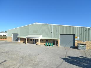 Secure 2,536m2* Freestanding Warehouse On 5,000m2* Of Land - Crestmead