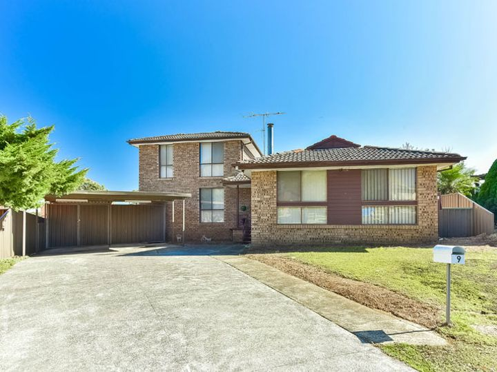 9 Lane Place, Minto, NSW
