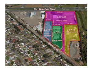 Large Industrial Land Holding with Excellent Exposure - Burton