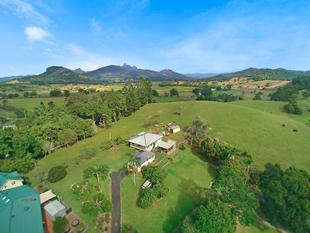 Four Acres on the edge of Town with great views and town water. - Murwillumbah