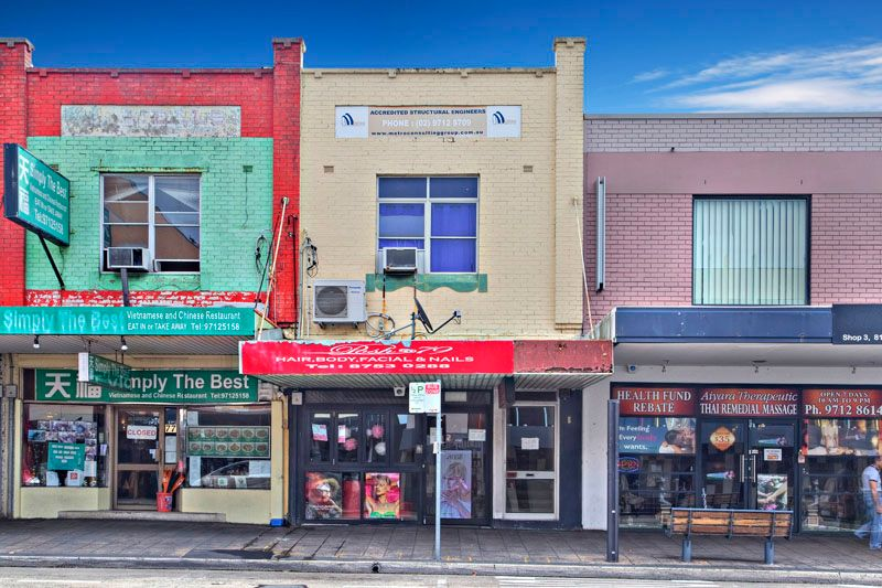 Retail for lease five dock nsw 79a great north road