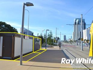 Calling All Street Food Operators, Unique Broadbeach South Light Rail Station Venue - Broadbeach