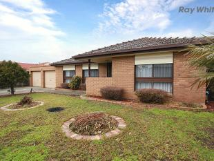 Open for Inspection on Saturday 21st October 2017 at 11:30am to 11:45am - Keilor Downs