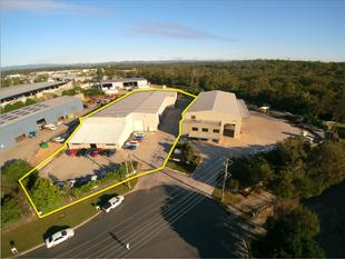 Huge Modern Industrial Warehouse - Narangba