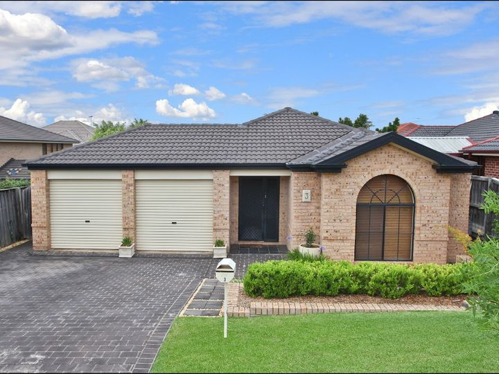3 Wollemi Close, Kellyville Ridge, NSW