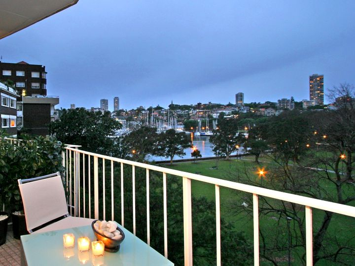 12/1 Holdsworth Avenue, Rushcutters Bay, NSW