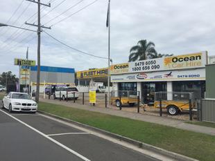 Showroom, Workshop and Hardstand - Street to Street - Maroochydore