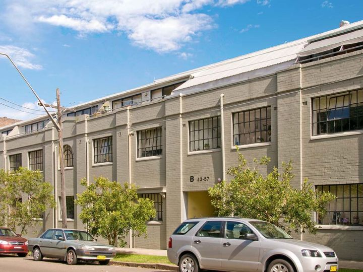 44/43-57 Mallett Street, Camperdown, NSW