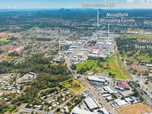 9,808m²* Approved Morayfield Development Site - Morayfield