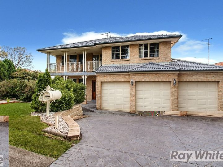 60 Sanctuary Drive, Beaumont Hills, NSW
