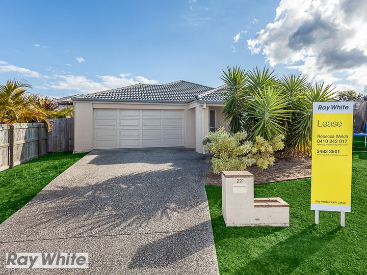 22 Eureka Street, North Lakes, QLD