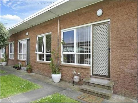 Geelong West, 5/83 Elizabeth Street