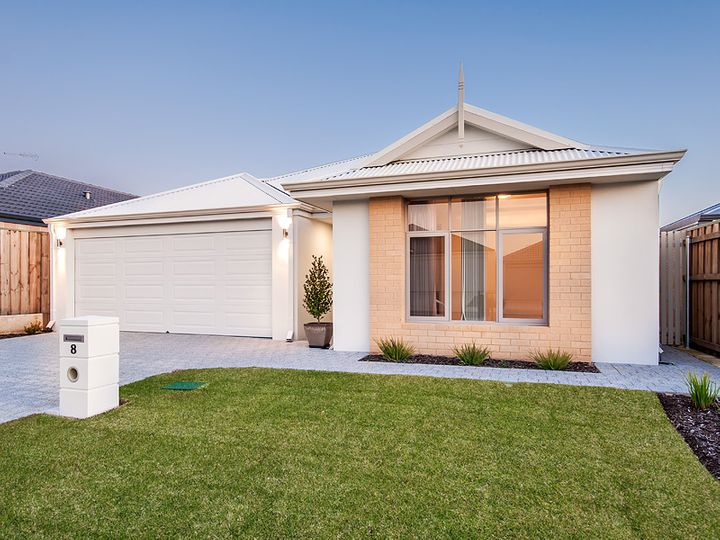 8 Crystal Terrace, Wellard, WA