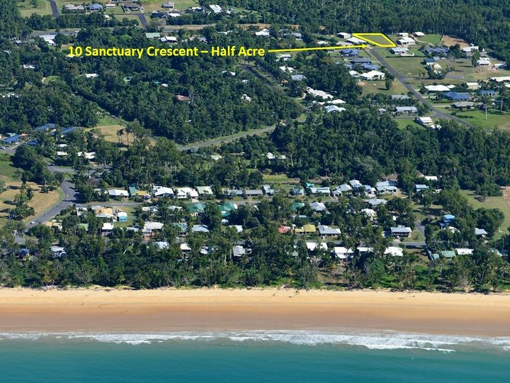 10 Sanctuary Crescent, Wongaling Beach, QLD