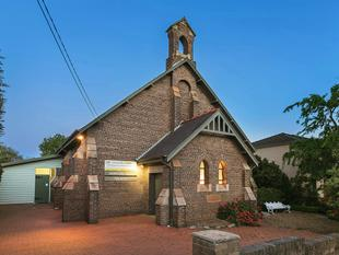 Opportunity to Lease Historic Building - Short Term Lease - Hunters Hill
