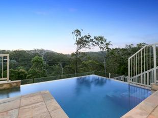 The Pinnacle Of The Valley - Tallebudgera Valley