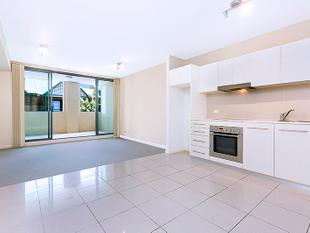 Open plan apartment in highly convenient locale - Glebe