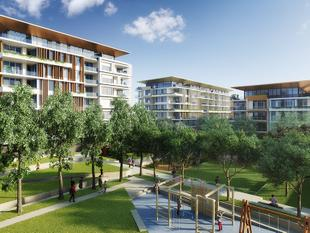 RIVER VISTAS BRAND NEW 1 BEDROOM WITH STUDY APARTMENT - Parramatta