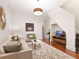 Classic terrace enhanced for modern urban living with potential to add value - Enmore