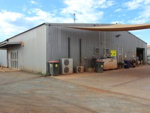 COMPACT YARD WITH THE LOT - Karratha Industrial Estate