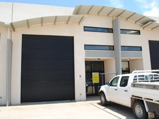 Industrial Unit  Toowoomba Business Centre - Wilsonton