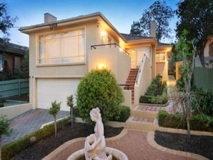 Beautiful property in great location! - Balwyn North