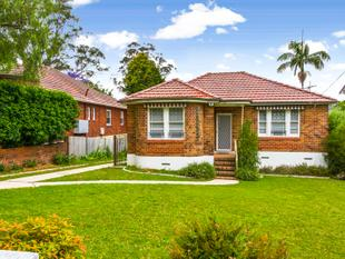 OPEN FOR INSPECTION TUESDAY 24TH JANUARY AT 12-12.15pm - Lane Cove