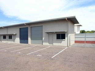 SMALL STRATA WAREHOUSE/ OFFICE + SECURE SIDE YARD AREA - Winnellie