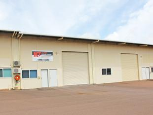 Strata Warehouse Unit with Office - Winnellie