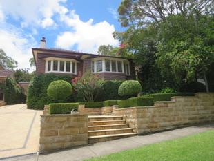 Family/Executive Home. - Chatswood