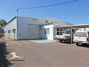 Duplex Warehouse With Office And Yard - Winnellie