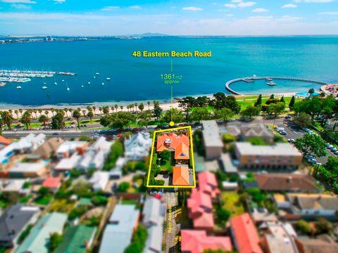 Geelong, 48 Eastern Beach Road