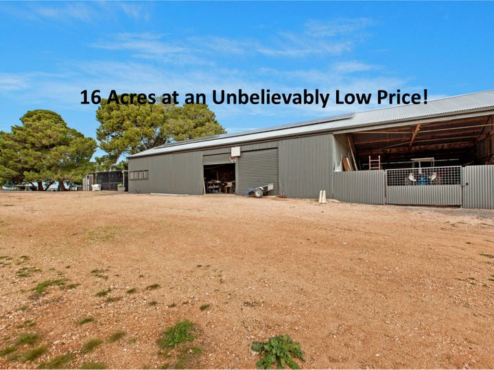 6547 Port Wakefield Highway Wild Horse Plains via, Dublin, SA