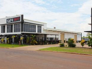 Modern commercial complex located in the Wishart Business Park  Tivendale. - Berrimah