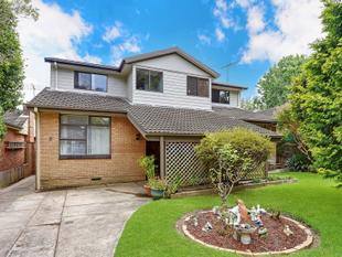 Light filled spacious family home, in sought after location. - Hornsby